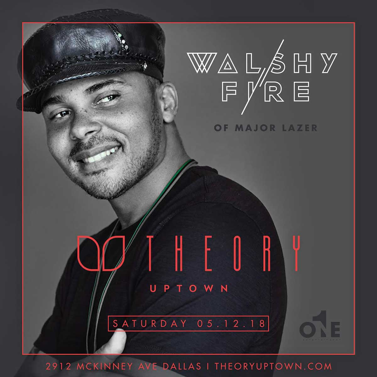 Walshy Fire of Major Lazer