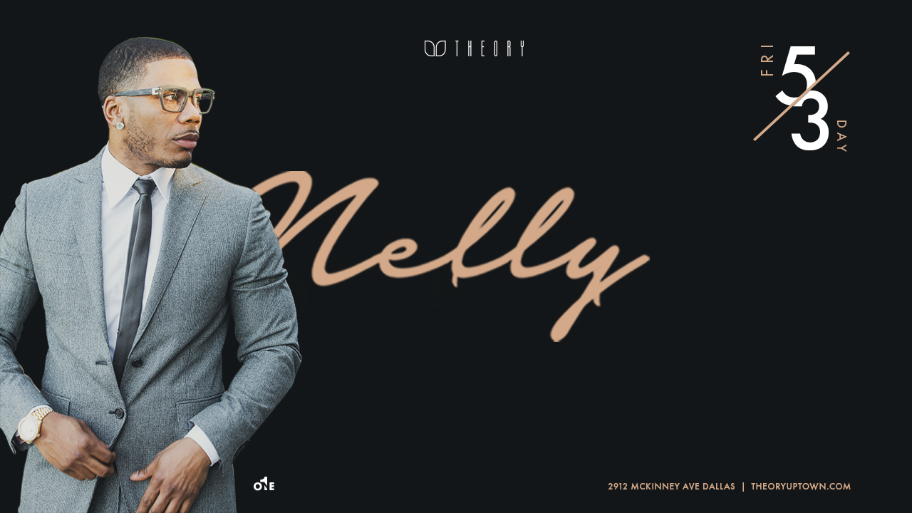 Nelly at Theory Uptown
